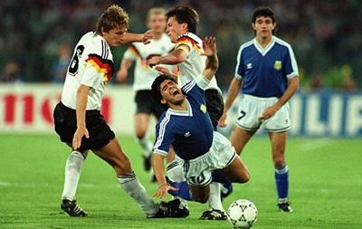 Марадона рассказал, как ему предлагали сдать финальный матч чемпионата мира