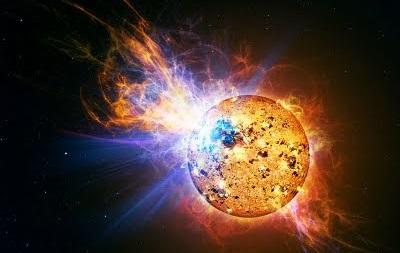 На Земле проходит магнитная буря из-за вспышек на Солнце