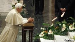 Ватикан расследует утечки секретной информации