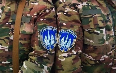 В Лисичанске задержали киллеров с шевронами  Торнадо  - Москаль