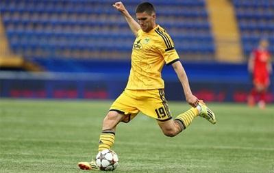 Защитник Динамо хотел бы остаться в Металлисте