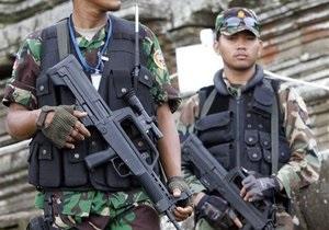 Партизанская война на юге Таиланда: солдаты отбили атаку исламистов