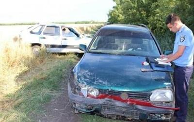 Авто Нацгвардии протаранили на границе с Приднестровьем