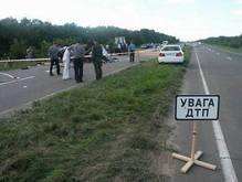 Под Киевом насмерть сбили британца