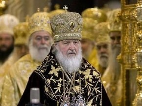 Ющенко и патриарх Кирилл обсудили проблему раскола украинского православия