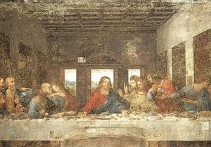 На Тайной вечере да Винчи нашли предсказание апокалипсиса