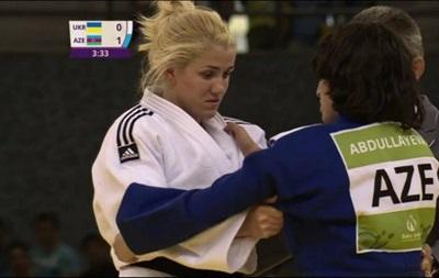 Инна Черняк приносит Украине  золото  Европейских игр