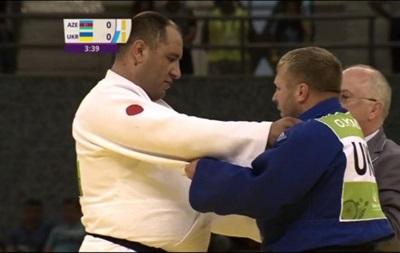 Александр Поминов приносит  серебро  Европейских игр в дзюдо
