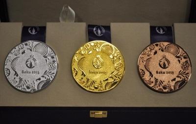 Европейские игры: Медальный зачет