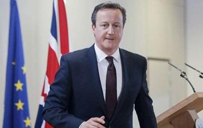 Британский премьер выступил за выход Греции из Еврозоны - СМИ