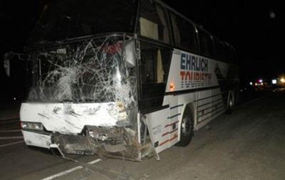 На Николаевщине автобус попал в ДТП, есть погибшие