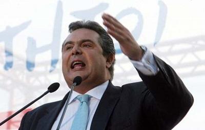 Кредиторы заставляют греков отказаться от своей страны – Минобороны Греции
