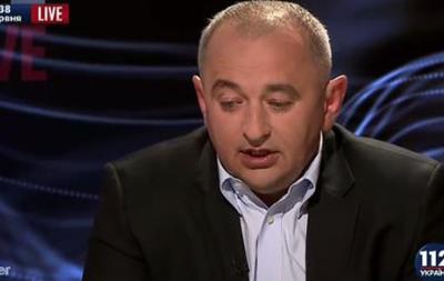 Задержан полковник СБУ, продававший  пропуска  в зону АТО – Матиос