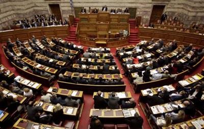 Парламент Греции утвердил проведение референдума 5 июля