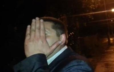 Во Львове задержали за рулем пьяного милиционера - СМИ