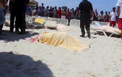 Теракт в Тунисе: опознаны тела погибших из пяти стран