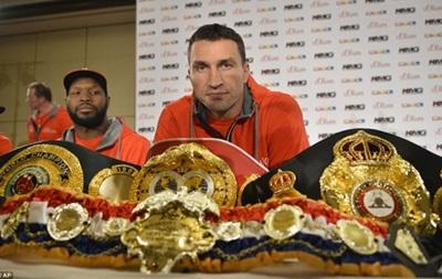 Торги между Кличко и Фьюри пройдут в Панаме 6 июля
