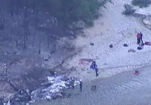 В горах Франции разбился военный вертолет