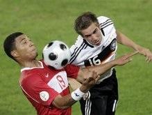 Евро-2008: Германия побеждает вопреки статистике