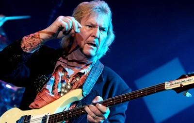 Скончался один из основателей рок-группы YES Крис Сквайр