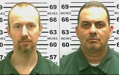 Полиция США поймала второго беглеца из тюрьмы в Нью-Йорке