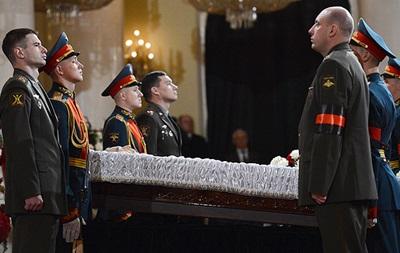 В Москве прощаются с экс-премьером Примаковым