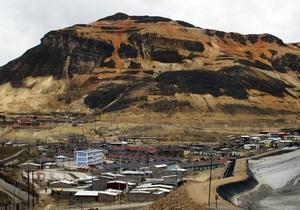 В горах Северной Осетии группа украинских туристов попала под камнепад