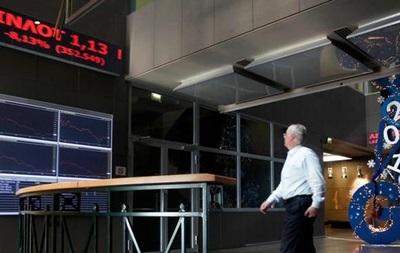 Афинская фондовая биржа закрыта минимум на неделю