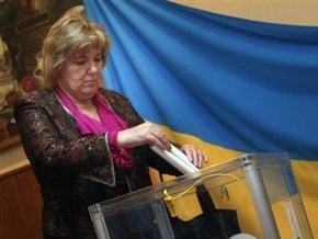 Выборы в Ивано-Франковской области: бюллетеней меньше, чем избирателей