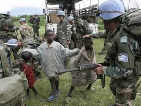 Повстанцы Конго заявляют, что войну в стране начало правительство