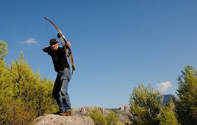 Розетка: спортивный лук помогает человеку сделать первый шаг к совершенству