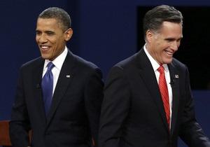 В словесном поединке Обамы и Ромни победителя нет - CNN