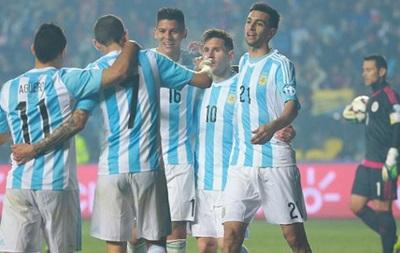 Аргентина разгромила Парагвай и вышла в финал Копа Америка