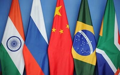 Китай подписал соглашение о создании банка БРИКС