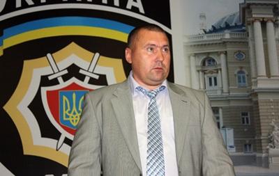 Главой Одесской милиции назначен уроженец Донецка