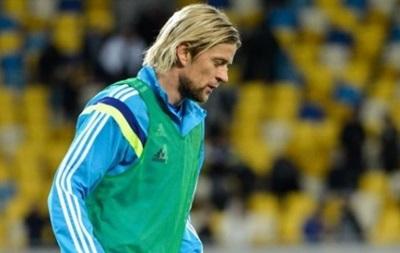 Тимощук рассчитывает сыграть в финальной части Евро-2016