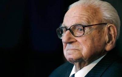 Умер британец Уинтон, спасший почти 700 детей во время Холокоста