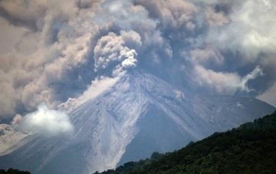 В Гватемале объявили  оранжевый  уровень тревоги из-за извержения вулкана