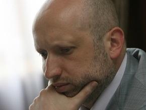 Секретариат требует от Турчинова объяснений по поводу  военных действий