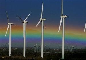 В Украине построят одну из крупнейших в Европе ветроэлектростанций