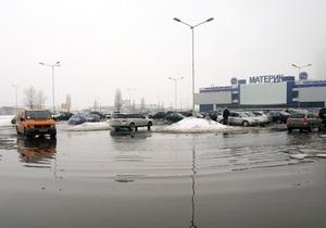 Кабмин выделил 175 млн грн на борьбу с паводками
