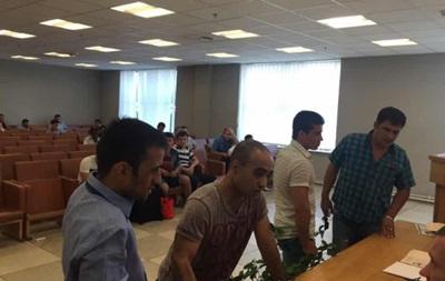 В Киеве задержали 21 нелегального мигранта