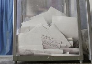 Штаб Яценюка заявил о попытке беременной женщины украсть бюллетени на участке в Запорожье