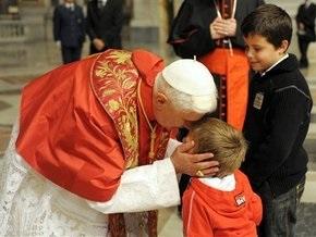 Католические семинаристы будут тестироваться на предмет педофилии и гомосексуализма