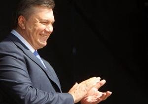 Янукович: Гости Евро-2012 будут комфортно чувствовать себя в Украине