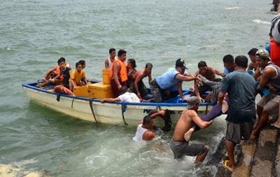Число жертв крушения парома на Филиппинах возросло до 59 человек