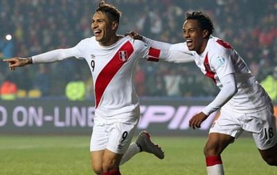 Перу второй раз подряд выигрывает  бронзу  на Копа Америка