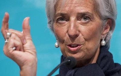 Ситуация с Грецией будет стоить карьеры Кристин Лагард – СМИ