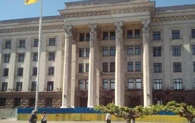 Сгоревший Дом профсоюзов в Одессе станет штабом ВМС