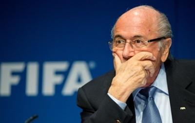 Блаттер: ЧМ-2022 в Катаре? Во всем виноваты президенты Германии и Франции